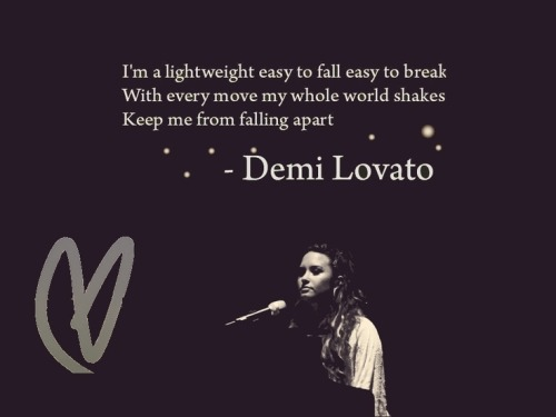 Inspirational Weightloss Quotes Wallpaper Demi Lovato Music On Tumblr