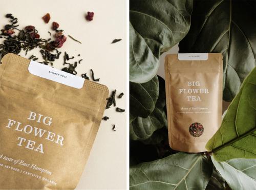 "tumblr_ozea1xrccg1r5vojso6_500 Packaging for Big Flower Tea byMaude Paquette-Boulva""Big Flower... Design"