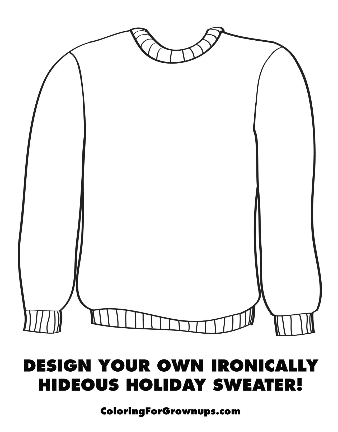 OT Life — coloringforgrownups: Design Your Own Ironically...