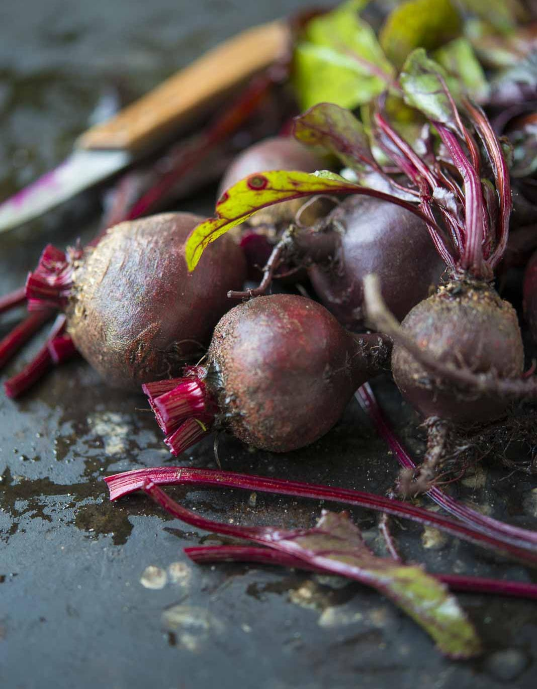 beetroot. best vegetable ever. love the color.