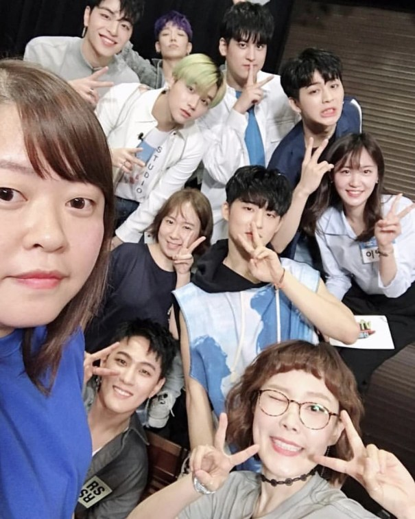 Section TV PD's posted their pic with iKON P… – iKon