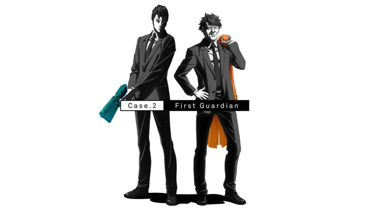 Psycho-Pass: Sinners of the System New Anime Project