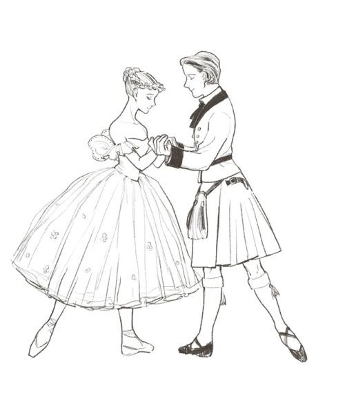 Le Corsaire Ballet