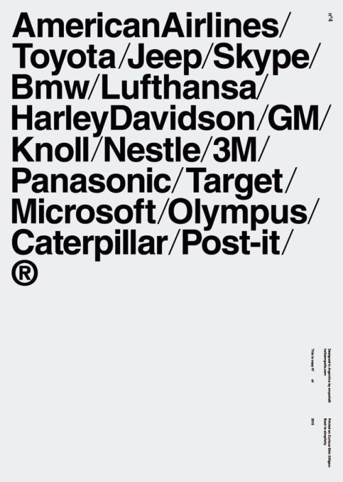 helvetica on Tumblr