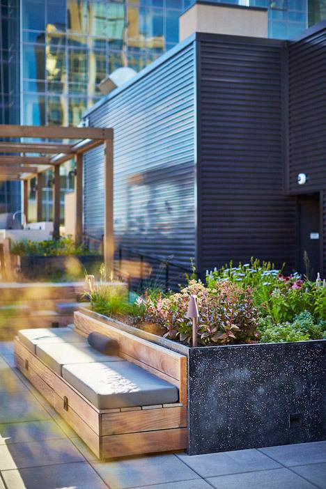 rooftop garden on Tumblr