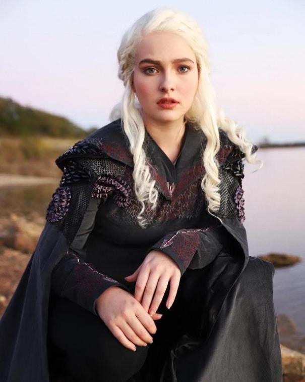Beautiful Daenerys Targaryen Cosplay by OMGCosplay – Game of