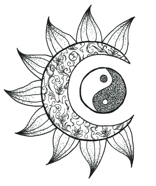 yin yang on Tumblr