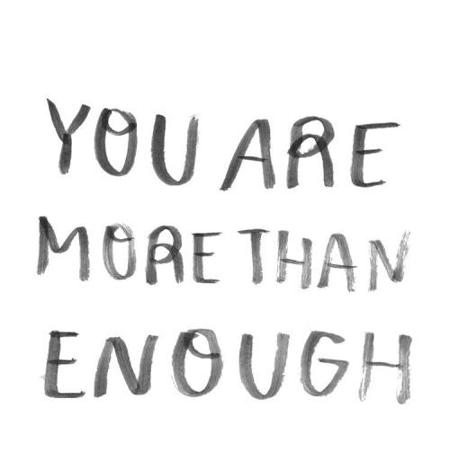 self worth on Tumblr