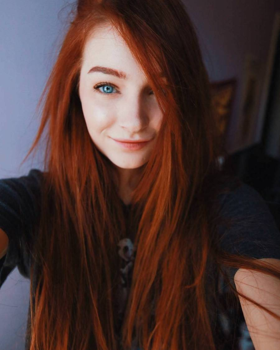 perfect-redheads: Rachel Gelmis http://tiny.cc/ykswiy Red Hot and Blue
