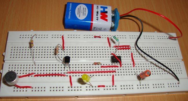 Melody And Tone Generator Circuits