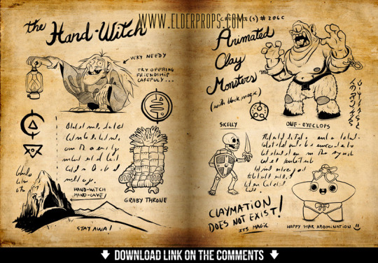 All Gravity Falls Journal Pages
