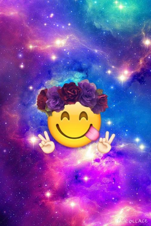 Cute Wallpapers With Emojis Emoji Background Tumblr