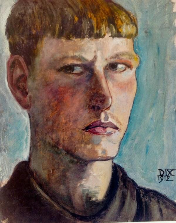 Dionyssos Tumbir Fuckjagermanexpressionism Otto Dix