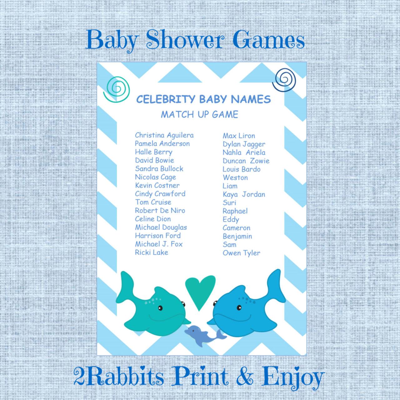 Under Sea Baby Shower