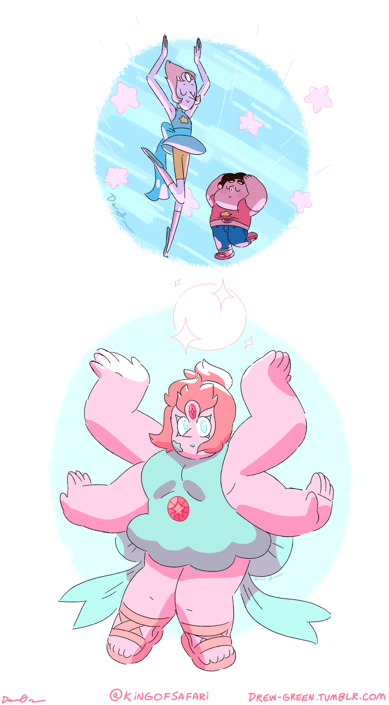 Steven Tumblr Universe Drawings
