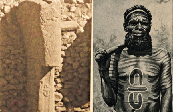 Hans Tepe was göbekli tepe built by australian aborigines ufo