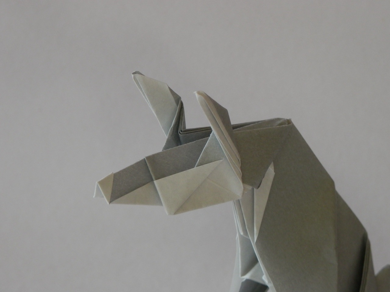 origami wolf instructions diagram 91 ford ranger fuse panel foldaway  each model is folded from a single