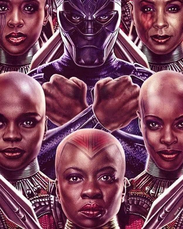 The Movement is upon us. Have you found your place in it?#LiveThatGardenLife . #Repost @liberationdestination ・・・ 😍 #wakandaforever