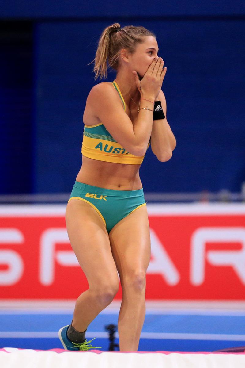 Nina Kennedy Australia 2018 World Indoor Ch Olympic