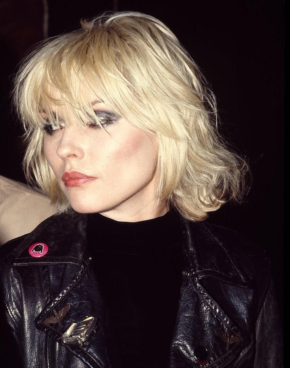 blon poe Debbie Harry – Glamrock