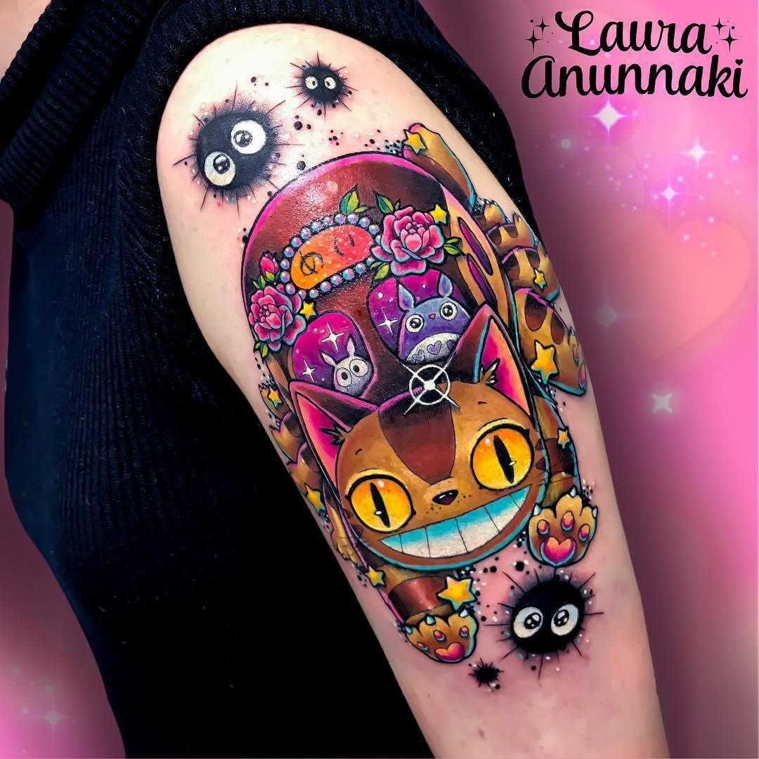 f269b25fa Laura Anunnaki – Tattoo