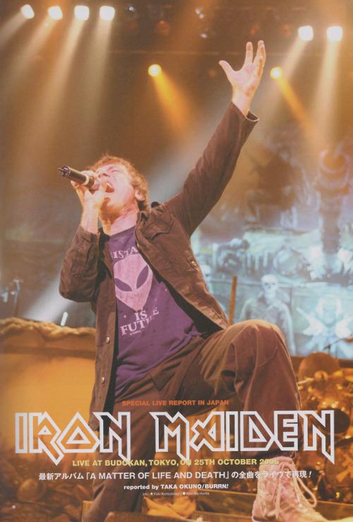 Iron Maiden On Tumblr