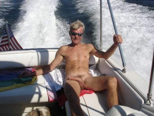 horny-dads:Boattrip with Daddy  horny-dads.tumblr.com