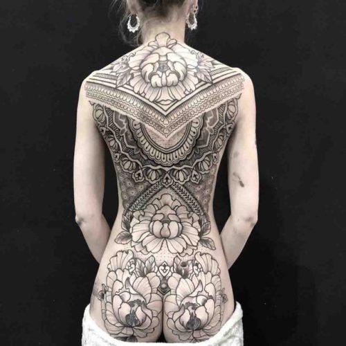 Full Back Tattoo Girl Best Tattoo Ideas Gallery Tattoos Inspo