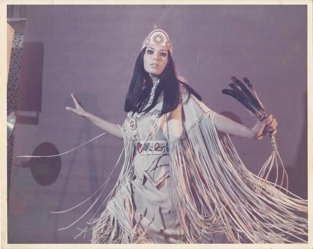 online store b2e0f ba92c vintagewoc  Sacheen Littlefeather (1970′s) – Vintage Stuff
