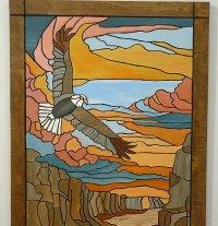Gallery at Kingston, Wood Sculpture Wall Art