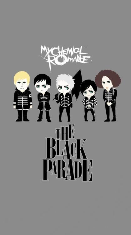 My Chemical Romance Iphone Wallpaper Emo Wallpaper Tumblr