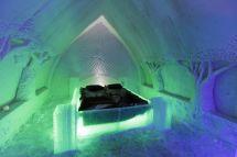 Arctic Snowhotel & Glass Igloos - Finland . Luxury