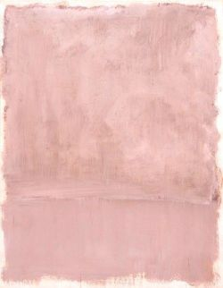 topcat77:Mark Rothko  Pink on pink, 1953