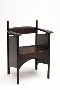 Design is fine.  Charles Rennie Mackintosh, chair for the ...