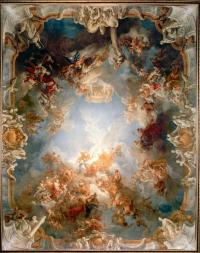 Grandiloquences - Apotheosis of Hercules (Ceiling of the ...