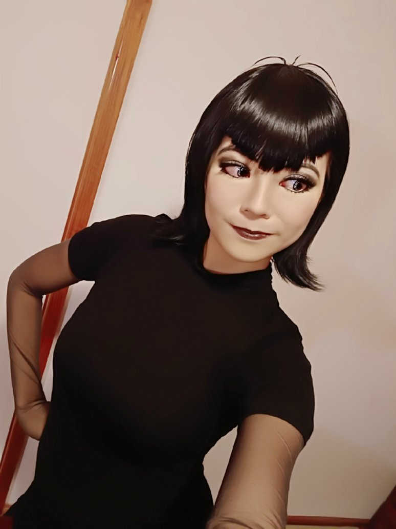 hotcosplaychicks:  Mavis - Hotel Transylvania by curiosityorarrogance  Check out http://hotcosplaychicks.tumblr.com for more awesome cosplayWe're on Facebook!https://www.facebook.com/hotcosplaychicks