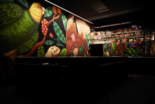 "tumblr_oz55qkVYaF1r5vojso8_500 The BirdYard Eatery and Bar by Atelier Olschinsky""Concept,... Design"