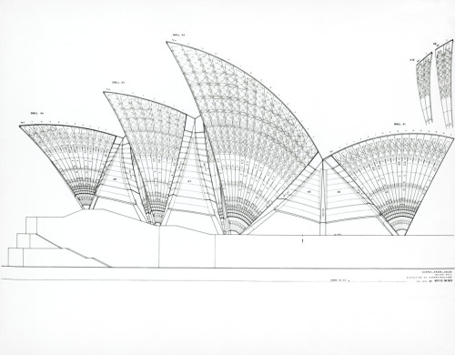 Design is fine. — Jørn Utzon, Sydney Opera House, 1959