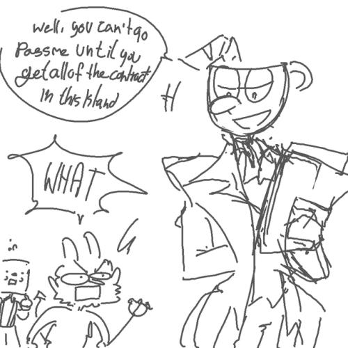 Cuphead Goopy Le Grande On Scratch Boss