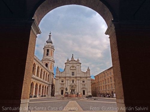Santuario della Santa Casa di Loreto, Le Marche