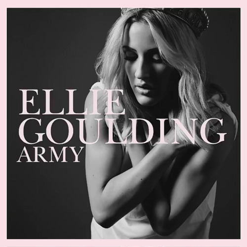 Ellie Goulding – Army Artwork