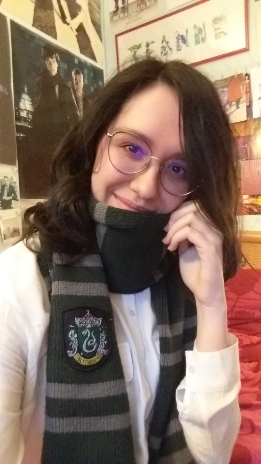 Evening In Slytherin Common Room Pt II Audio Atmosphere