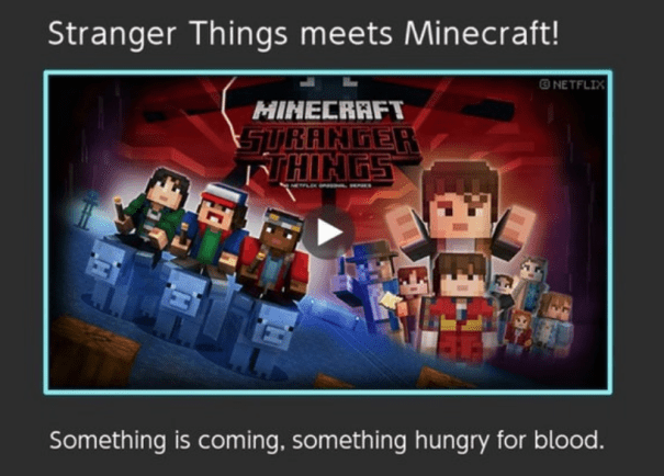 Stranger Things Skin Pack Available Now For Minecraft