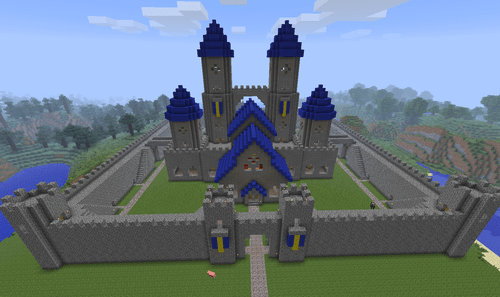 Next Gen Minecraft What To Build In Minecraft Xbox 360 Edition