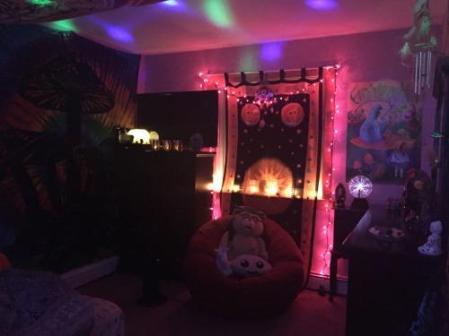 Trippy Bedroom Tumblr
