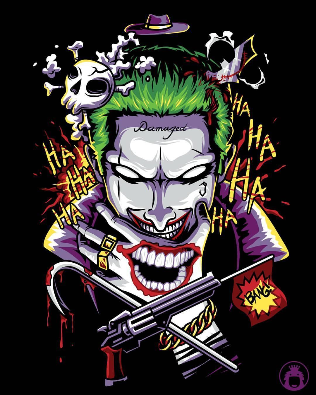 why so serious joker drawings