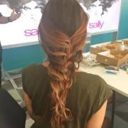 ig sweethearts hair design