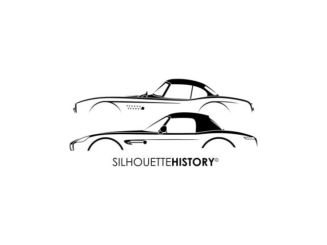 SilhouetteHistory — Bavarian Hardtop-Z SilhouetteHistory