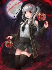 anime vampire fangs