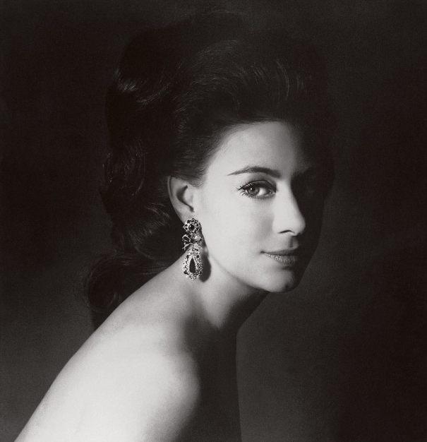 Princess Margaret Countess Of Snowdon Portr